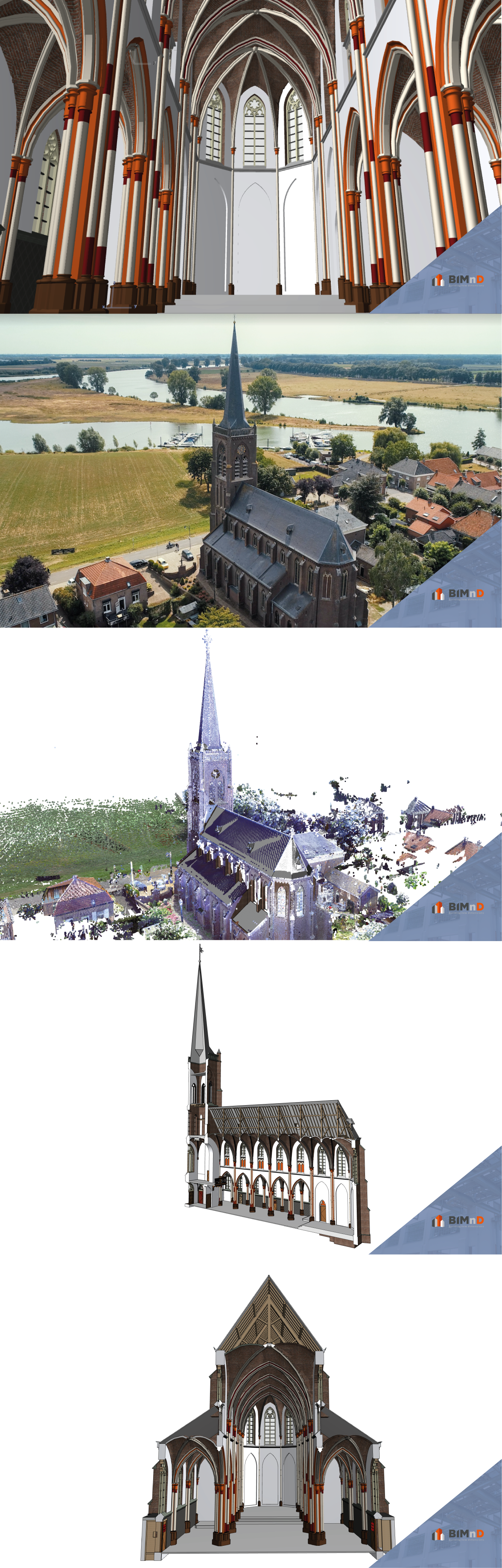 Kerk_Batenburg_BIMnD_BIM_Model_Archicad_Revit